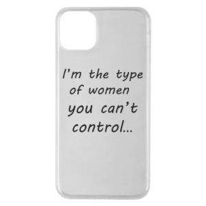 Etui na iPhone 11 Pro Max I'm the type