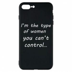 Etui na iPhone 8 Plus I'm the type
