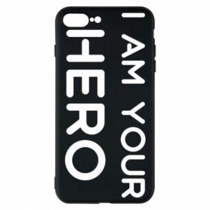 Etui na iPhone 7 Plus I'm your hero