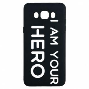 Etui na Samsung J7 2016 I'm your hero