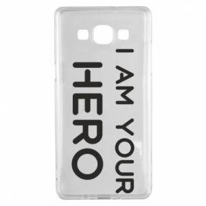 Etui na Samsung A5 2015 I'm your hero