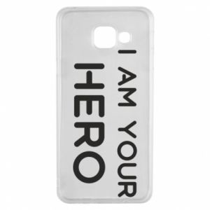 Etui na Samsung A3 2016 I'm your hero