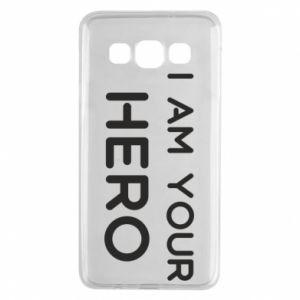 Etui na Samsung A3 2015 I'm your hero