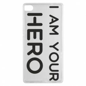 Etui na Huawei P8 I'm your hero