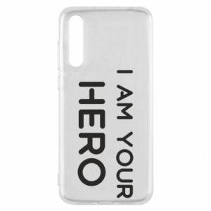 Etui na Huawei P20 Pro I'm your hero