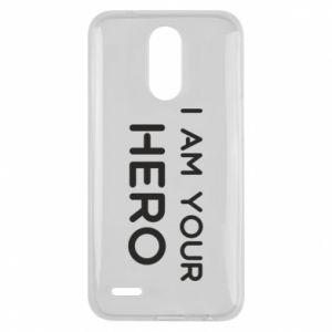 Etui na Lg K10 2017 I'm your hero
