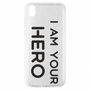 Etui na Huawei Y5 2019 I'm your hero