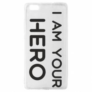 Etui na Huawei P 8 Lite I'm your hero