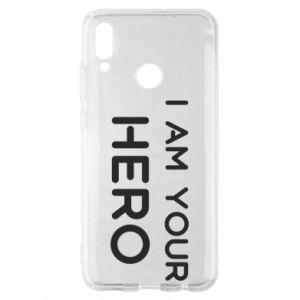 Etui na Huawei P Smart 2019 I'm your hero