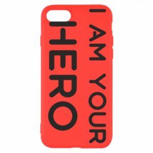 Etui na iPhone SE 2020 I'm your hero