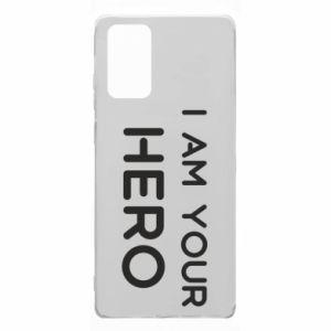 Etui na Samsung Note 20 I'm your hero