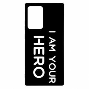 Etui na Samsung Note 20 Ultra I'm your hero