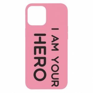Etui na iPhone 12 Pro Max I'm your hero