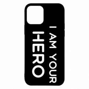 Etui na iPhone 12/12 Pro I'm your hero