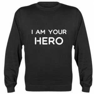 Bluza (raglan) I'm your hero