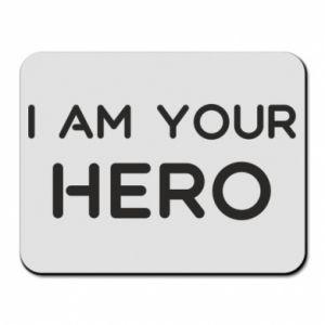 Podkładka pod mysz I'm your hero