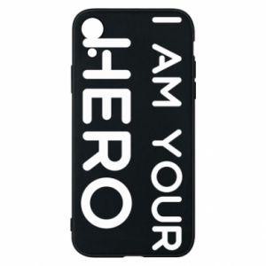 Etui na iPhone XR I'm your hero