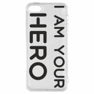 Etui na iPhone 5/5S/SE I'm your hero
