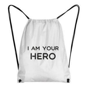 Plecak-worek I'm your hero