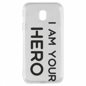 Etui na Samsung J3 2017 I'm your hero