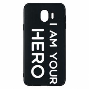 Etui na Samsung J4 I'm your hero
