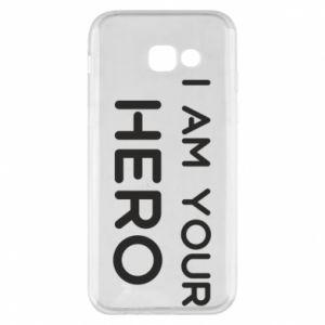 Etui na Samsung A5 2017 I'm your hero