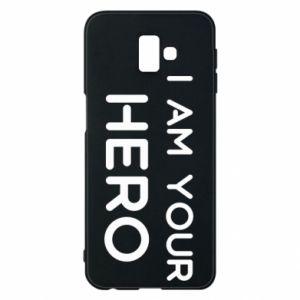 Etui na Samsung J6 Plus 2018 I'm your hero