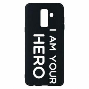 Etui na Samsung A6+ 2018 I'm your hero
