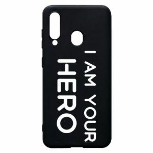 Etui na Samsung A60 I'm your hero