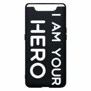 Etui na Samsung A80 I'm your hero