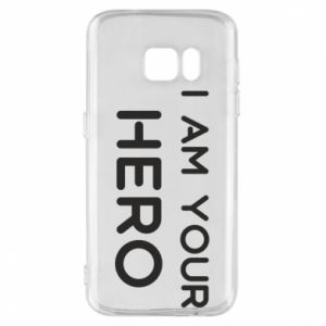 Etui na Samsung S7 I'm your hero