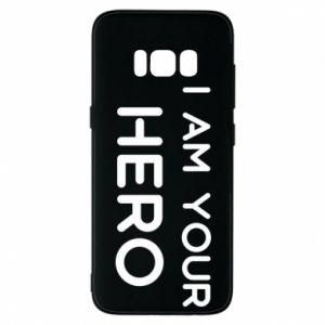 Etui na Samsung S8 I'm your hero