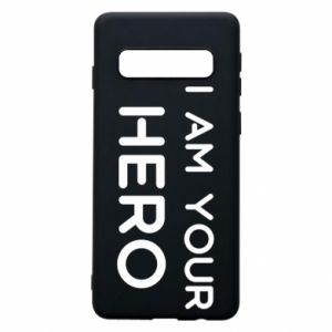 Etui na Samsung S10 I'm your hero