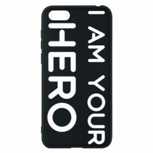 Etui na Huawei Y5 2018 I'm your hero
