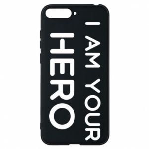 Etui na Huawei Y6 2018 I'm your hero