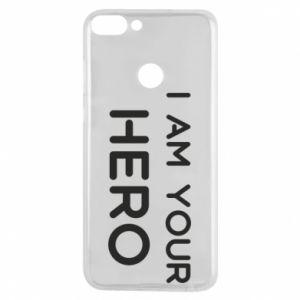 Etui na Huawei P Smart I'm your hero