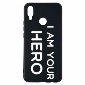 Etui na Huawei P Smart Plus I'm your hero