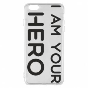 Etui na iPhone 6 Plus/6S Plus I'm your hero