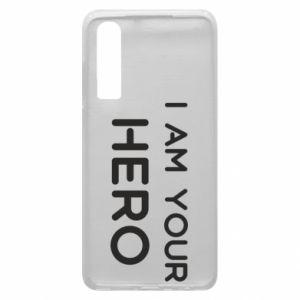 Etui na Huawei P30 I'm your hero