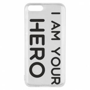 Etui na Xiaomi Mi6 I'm your hero