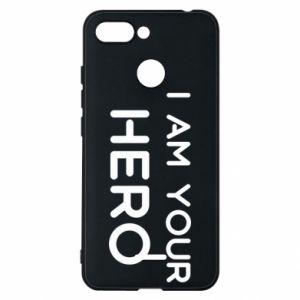 Etui na Xiaomi Redmi 6 I'm your hero