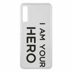 Etui na Samsung A7 2018 I'm your hero