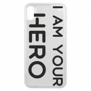 Etui na iPhone Xs Max I'm your hero