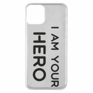 Etui na iPhone 11 I'm your hero