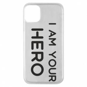 Etui na iPhone 11 Pro I'm your hero