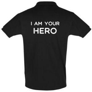 Koszulka Polo I'm your hero