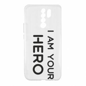 Etui na Xiaomi Redmi 9 I'm your hero