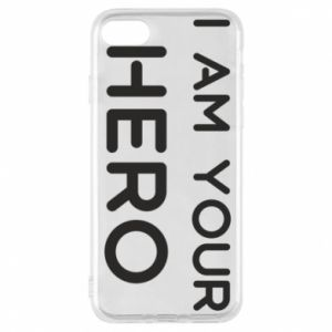 Etui na iPhone 7 I'm your hero