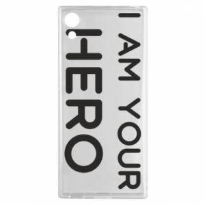 Etui na Sony Xperia XA1 I'm your hero
