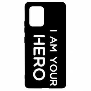 Etui na Samsung S10 Lite I'm your hero